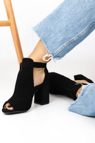 Ankle Boot Andressa Preto